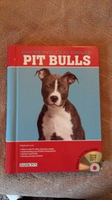 Book on Pit Bulls w/DVD in Fort Campbell, Kentucky