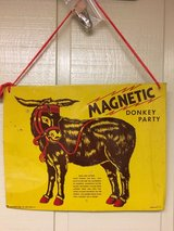 1950's MAGNETIC DONKEY PARTY in Bolingbrook, Illinois