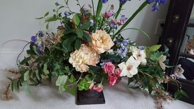 Gorgeous Floral in Urn in Beaufort, South Carolina