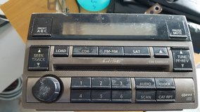 Original stereo Nissan Altima in St. Charles, Illinois