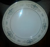 9 Dinner Plates in Diane by Fine Porcelain China of Japan in Spring, Texas