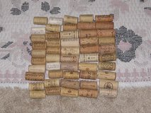 50 used wine corks, not synthetic in Plainfield, Illinois
