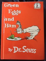 Vintage 1960 Dr Seuss Green Eggs and Ham in Morris, Illinois