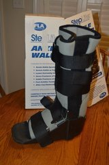 StepLite Ankle Walker Easy Strider Brace by FLA Orthopedics BSN Medical Company in Camp Lejeune, North Carolina
