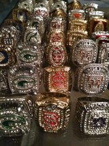 Championship Rings in Clarksville, Tennessee