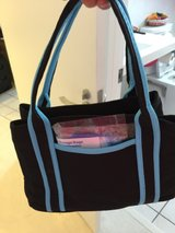 baby pump bag with storage bags in Okinawa, Japan