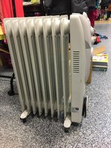 Space Heater in Spangdahlem, Germany