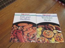 Weber/Sunset Cookbooks in Oswego, Illinois