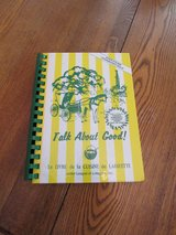 "Cookbook ""Talk About Good"" in Yorkville, Illinois"