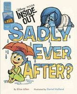 Disney Inside Out Sadly Ever After? Includes Disney eBook Hard Cover Book w Dust Jacket in Morris, Illinois