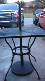 table in Lawton, Oklahoma