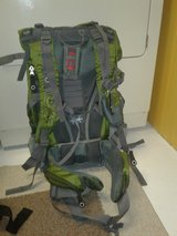 Hiking backpack in Fort Drum, New York