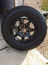 New Tire and Rim in Lockport, Illinois