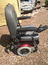 Electric Mobility Chair in Camp Pendleton, California