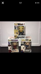 Funko Pop lot of 3 with Starlord in Naperville, Illinois