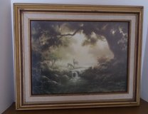 "DalhartWindberg Framed Print ""Woodland Reflections"" in Houston, Texas"