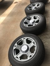 "18"" Rims and Tires in Clarksville, Tennessee"