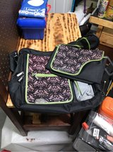 Diaper Bag w/changing pad in Camp Lejeune, North Carolina