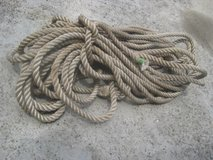 90' x 1'' of rope 30M in Okinawa, Japan