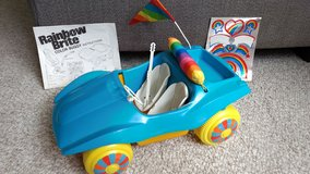 Rainbow Brite Buggy Car in Glendale Heights, Illinois