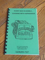 "Cookbook Asparagus Crate"" in Yorkville, Illinois"