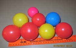 """FREE Plastic """"Ball House"""" Type Balls #7, 1 Smaller with Baseball Molding in Naperville, Illinois"""