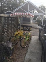 Two Person Bycycle Surrey in Beaufort, South Carolina