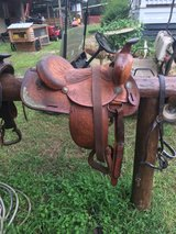 "15 "" western saddle in Beaufort, South Carolina"