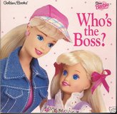 Dear Barbie Book Who's The Boss?  Golden Books Age 4 - 8 Vintage 1997 in Plainfield, Illinois