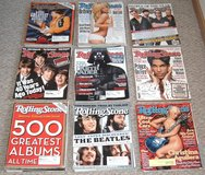 40+ Issues of Rolling Stone Magazine in Joliet, Illinois