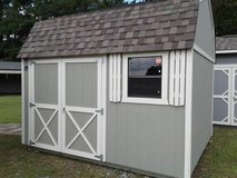 10x12 Lofted Garden Shed - FREE DELIVERY & LIFETIME WARRANTY! in Fort Benning, Georgia