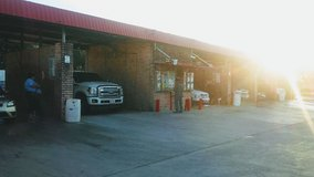 Wendy's Car Wash in Pearland, Texas