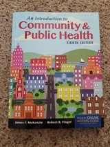 Community & Public Health in Fort Hood, Texas