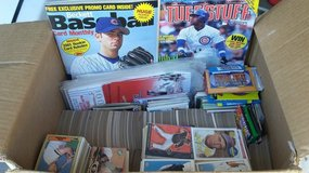 Baseball cards in Yucca Valley, California