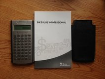 Texas Instrument BA II Plus Professional Calculator (Finance) in Oswego, Illinois