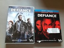 """Defiance"" Season 1 and 2 of the TV Series on DVD in Travis AFB, California"