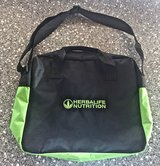 *REDUCED* NEW HERBALIFE NUTRITION Black and Green Bag. Medium Size. in Okinawa, Japan