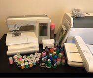 Babylock Esante embroidery & sewing machine! in Leesville, Louisiana