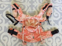 Lenny Lamb woven baby carrier amber butterfly in Beaufort, South Carolina