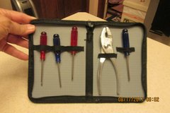 New Handy Tool Set w/Case - Great For Glove Box! in Houston, Texas