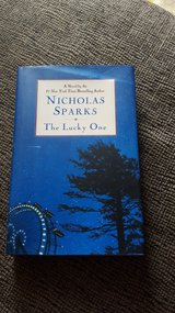 the lucky one by Nicholas Sparks in Naperville, Illinois