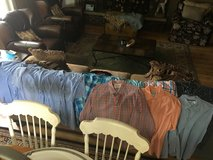 Old Navy and Izod Dress Shirts in Yorkville, Illinois