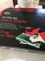 Table tennis. New in Oswego, Illinois