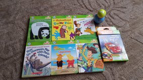 leapfrog tag reader Junior 7 books in Yorkville, Illinois