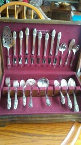 "Silverplated Flatware  ""First Love"" 1847 Rogers Bros in Orland Park, Illinois"