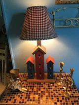 Very cute bird house lamp in Cleveland, Texas