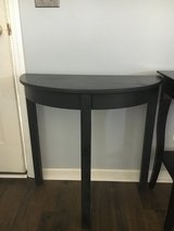 Cresent Shaped Table in Wilmington, North Carolina