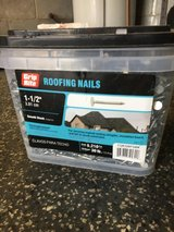 "Grip Rite Roofing Nails 1 1/2"" 5210 pcs in Wilmington, North Carolina"