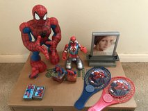 Spider man toys in Spring, Texas