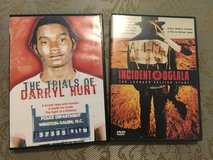 2 True Crime DVDs in Fort Campbell, Kentucky